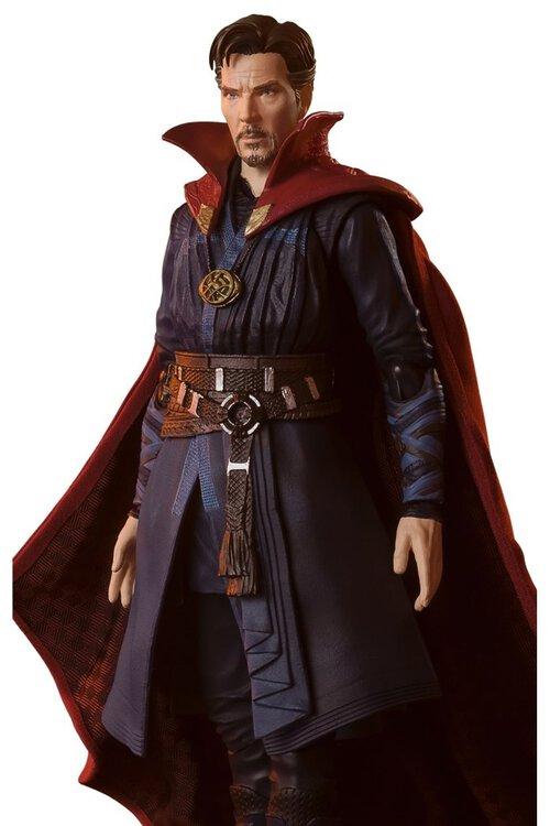 Figura Doctor Strange (Battle on Titan) Edition - Avengers: Infinity War -  S.H.Figuarts - Bandai - lojatamashii